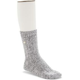 Birkenstock Cotton Twist Socken Damen hellgrau